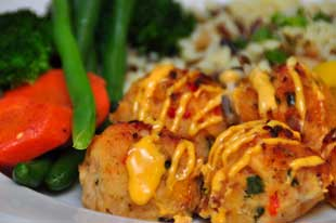 Crab Cakes Catered for Your Private Party