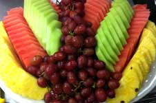 Fruit Tray for Corporate Breakfast