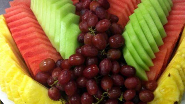 Fresh Fruits Tray