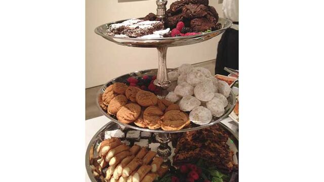 A Custom Assortment of House-Baked Sweets