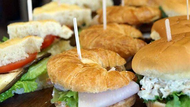 Mini Deli Sandwiches